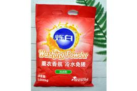 Ingredients for washing powder